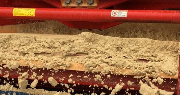 DWS sand